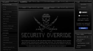 Security Override