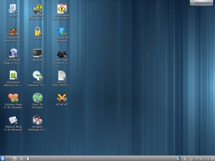 Операционная система Whonix
